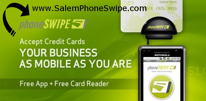 Salem Phone Swipe - www.SalemPhoneSwipe.com pay as you go pricing only 2.69%