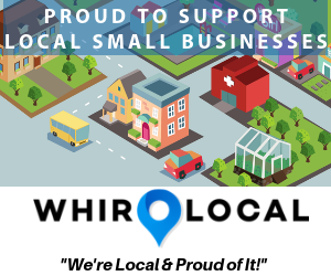 Proud to Support Local Small Businesses